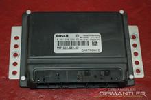 Porsche 987 987c Boxster Cayman ECU Engine Control Unit Module 99761860302 Bosch
