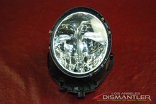 Porsche 987 Boxster 2nd Gen LEFT Driver Additional Head Lamp 98763104501