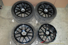 Porsche 997 Turbo RS Spyder Centerlock Wheels Rims 8.5x19 ET56 | 11x19 ET51