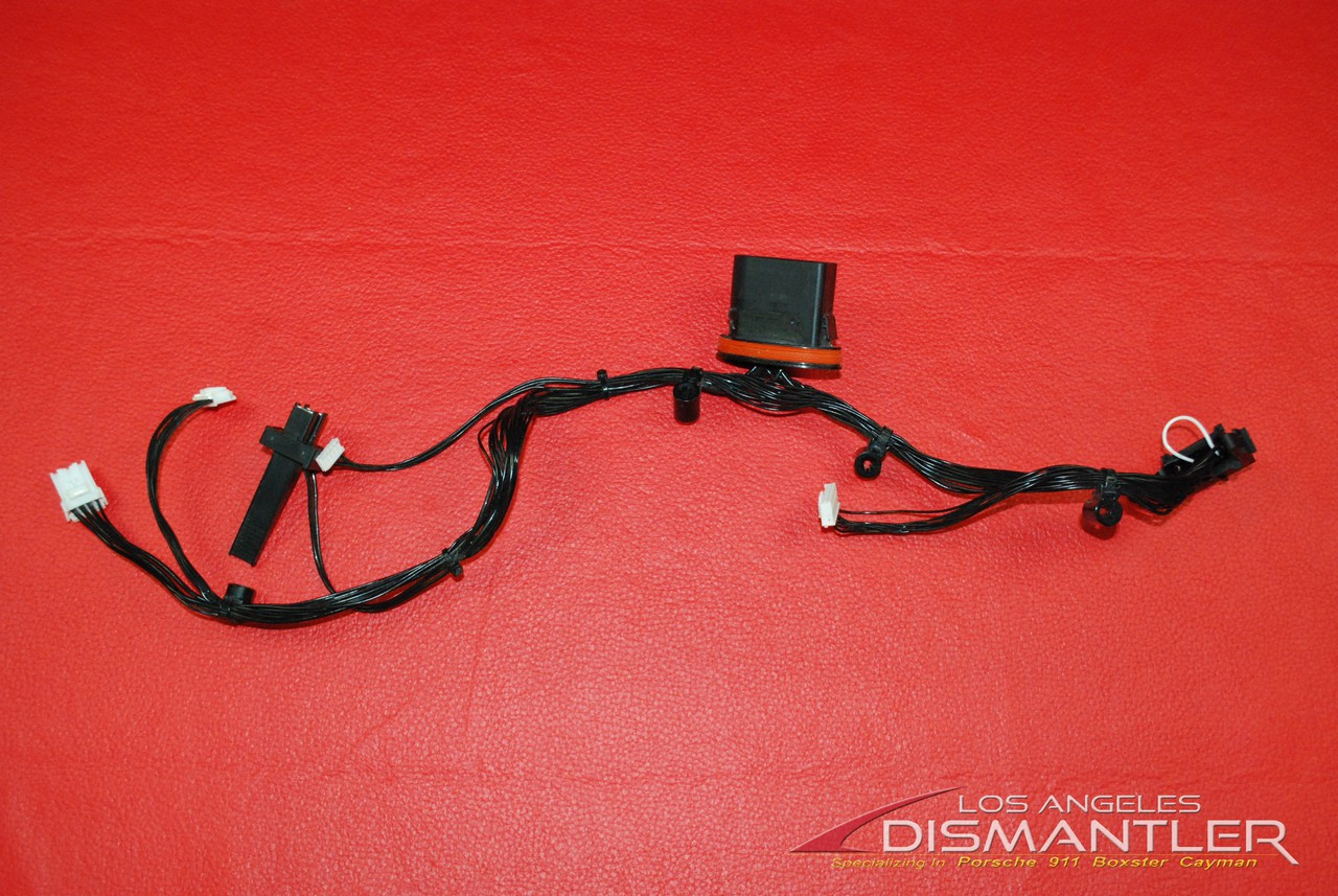 Porsche 911 991 981 HID Xenon Ballast Headlight Wiring Loom ... on