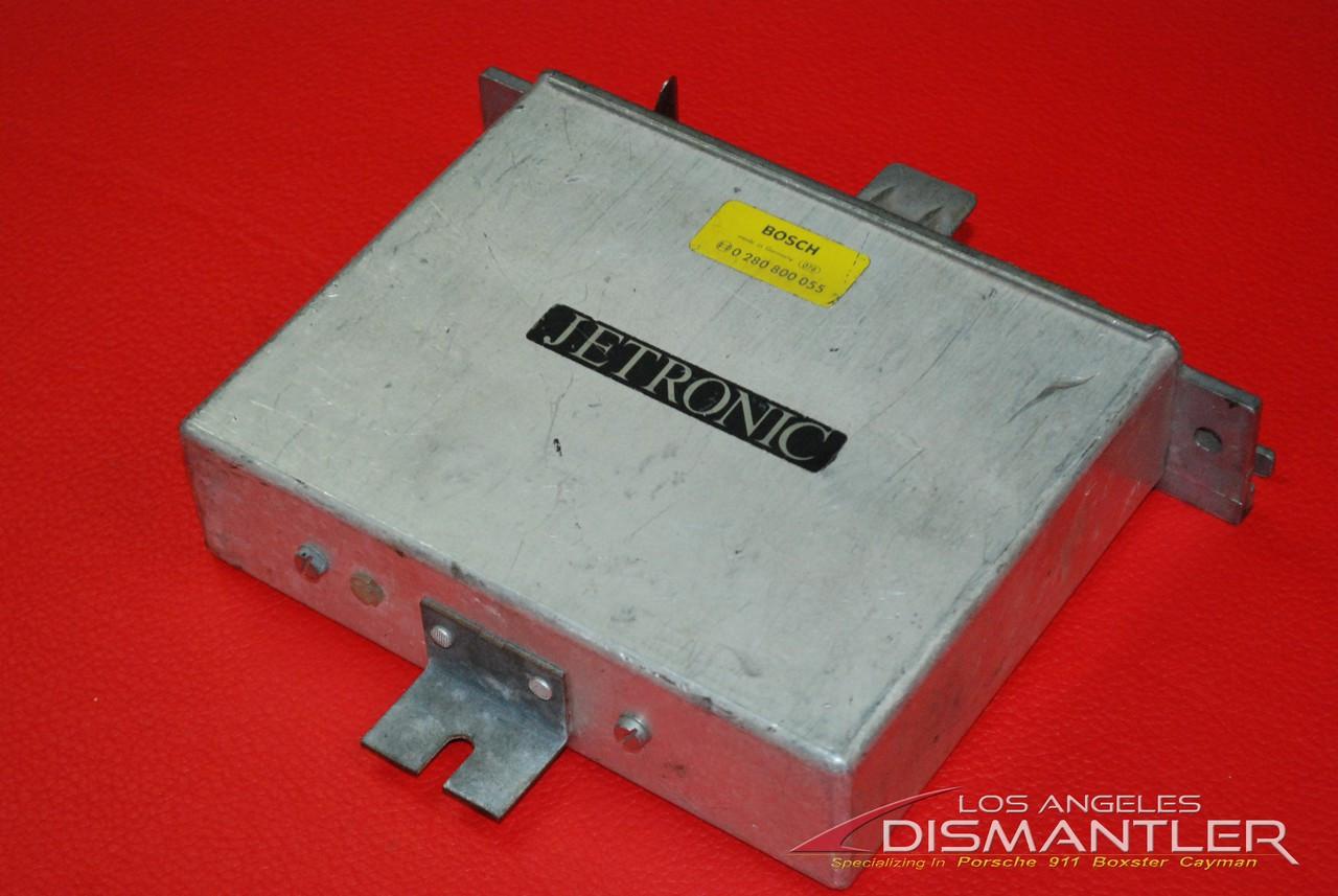 82-83 Porsche 911 SC Bosch Lambada ECU DME Fuel Control Module 0280800055  OEM