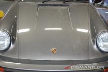 1985 Genuine Porsche 911 Carrera Targa Hood Bonnet Factory Lid Original OEM