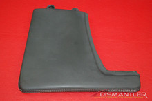 Porsche 911 997 987 Boxster Gray Vinyl Left Center Console Trim Cover OEM