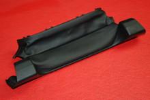 Porsche 911 997 Carrera Black Steering Column Shroud Trim Cover 99455227101 OEM