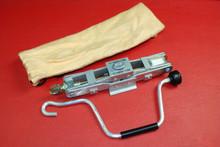 Porsche 911 996 Light Weight Compact Jack w/ Aluminum Handle + Bag 99672171100