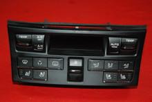 Porsche 911 991 Carrera 981 Cayman Boxster AC Temp Climate Control 99165320513