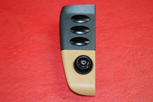 Porsche 911 996 Carrera Left Dash Lighter Switch Lighter Trim Bezel Cover Panel