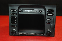 Porsche 911 996 Carrera 986 Boxster Navigation Head Unit PCM Radio W/ Cassette