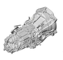 Porsche 981 Cayman Boxster Manual Transmission G81.00 6 Speed Used Gear Box