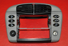 Porsche 911 996 Center AC Dash Air Vent Stero Trim Bezel Housing