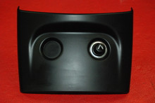 Porsche 958 Cayenne Black Plastic Trim Panel Cover Cigarette / Cig, Power Outlet