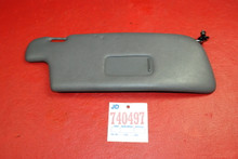 Genuine Porsche 911 964 Carrera Grey RIGHT Passenger Sun Visor Factory Gray