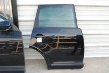 08 09 10 Porsche 957 Cayenne Rear Right Passenger Door Assembly Black 2008-2010