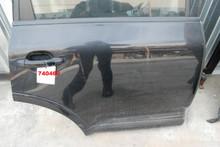 08 09 10 Porsche 957 Cayenne Rear Right Passenger Door Assembly Black 2008