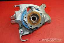 Porsche 911 991 C4S Turbo Rear Left Knuckle Hub Wheel Carrier 99133161104 OEM