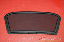 Porsche 981 Boxster 13-16 Mesh Wind Deflector Windscreen 981561621 OEM