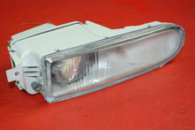 Porsche 911 993 Carrera Turbo C4 C2 RIGHT Passenger Fog Light Lamp Lens OEM