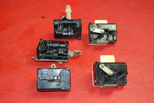 Porsche 911 964 HELLA Servo Motors Set (5) Temperature Mixing Flap Heat Motor