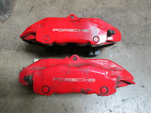 Porsche 986 Cayman S Front Calipers Left Right Brembo Pair brakes Caliper