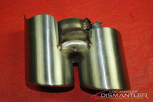 Porsche 911 997 Carrera Dual Exhaust Tip Tail Pipe Left OEM Gillet 99711135201