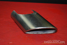 Porsche 911 996 GT3 Exhaust Tip Tail Pipe Left OEM Original Gillet 99611105304