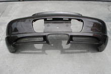 Porsche 987 Cayman S Factory Rear Bumper Cover Trim 98750541104 OEM