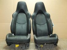Porsche 911 997 White w/ Carbon Fiber Sport Seats