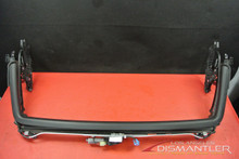 Porsche 911 991 Electric Wind Deflector Complete Assembly 99156112505 OEM