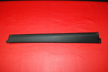 Porsche 911 996 Targa Left Rear Roof Pillar Trim Cover Black 99655518704 OEM