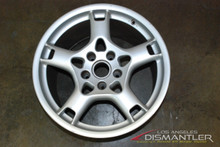 Porsche 911 997 Widebody Lobster Claw Wheel Rim Rear 11x19 ET51 997.362.162.00