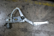 Porsche 911 65-89 Targa Cabriolet Window Regulator Passenger Side Right w/ motor