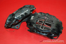 Porsche 993 911 Carrera 2 Rear Left and Right Brake Calipers Brembo Factory OEM.