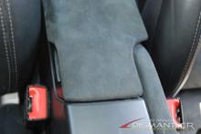 Porsche 911 997 GT3 Gray Alcantara Center Console Armrest Genuine OEM