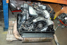 1990-1994 Porsche 911 964 Carrera 3.6L Engine Assembly w/ Intake- 52k Miles