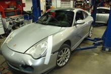 2002 996 Targa