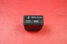 Porsche 911 924 944 Fasten Seat Belt Brake Warning Indicator Light