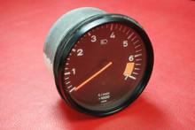 Porsche 911 Carrera Tachometer 91164130105 Genuine Factory OEM VDO Gauge