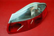 Porsche 986 Boxster Rear Right Passenger Tail Light Lamp Clear Red 98663144803