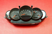 Porsche 996 911 Turbo Carrera Instrument Gauge Cluster Manual Transmission VDO