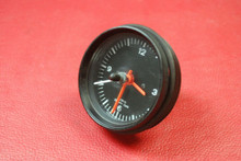 Porsche VDO 911 930 Time Clock Gauge Original Vintage 91164170129