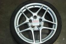 "Porsche 911 997 Carrera 19"" Wheel Single Rim 8Jx19 ET - 57"