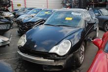 2002 Porsche 911 996 Carrera Cab