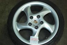 "Porsche 911 993 18"" Wheel Single Rim"