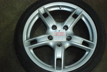 "Porsche 987 Boxster 18"" Wheel Single Rim 8Jx18 ET - 57"