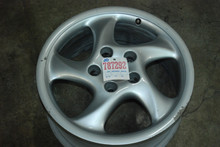 "Porsche 911 993 18"" Wheel Single Rim 8Jx18 ET - 52"