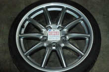 "Porsche 911 997 Carrera 19"" Wheel Single Rim 8.5Jx19 ET - 55"