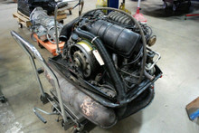 Porsche 911 Carrera Targa 2.7l complete engine