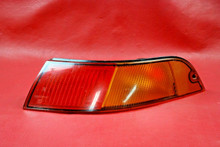 Porsche 993 911 Carrera Turbo EURO Tail Light Lamp Passenger Right Orange Red