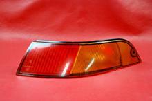 Porsche 993 911 Carrera Turbo EURO Tail Light Lamp Passenger Right Orange Red