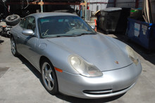 1999 911 996 Carrera Tiptronic